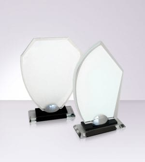 Glass Awards - Full Colour Printing