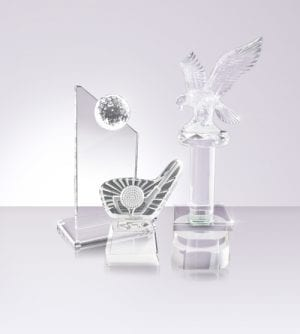 Golf Acrylic & Glass Awards