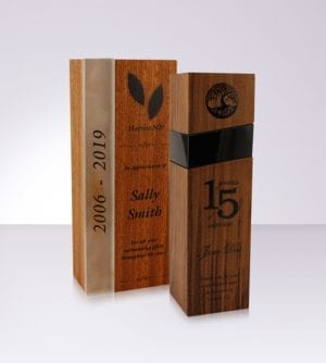 Premium Wooden Awards